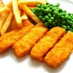 Fish Fingers & Chips
