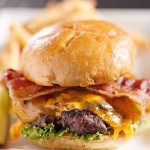 Bacon & Cheese Burger