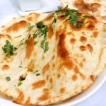 1 large Naan Bread to shear (v)