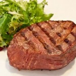 10oz Char Grilled Sirloin Steak